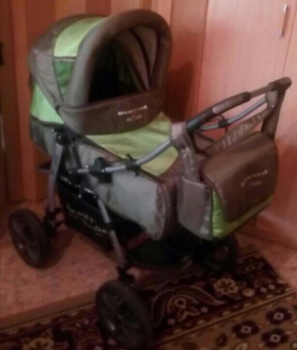 Детская коляска BEBETTO г. Ленск