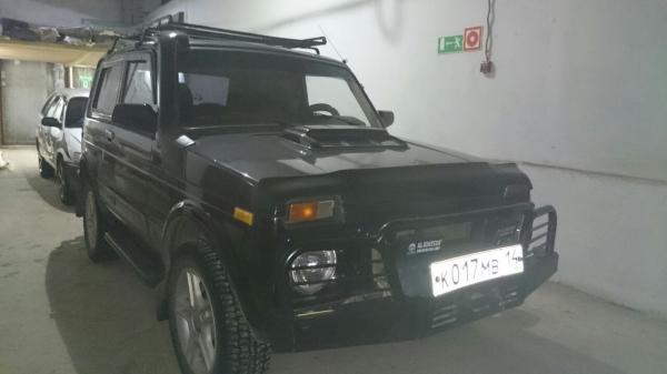 Продается автомобиль НИВА 21213 в г. Ленск Саха (Якутия)
