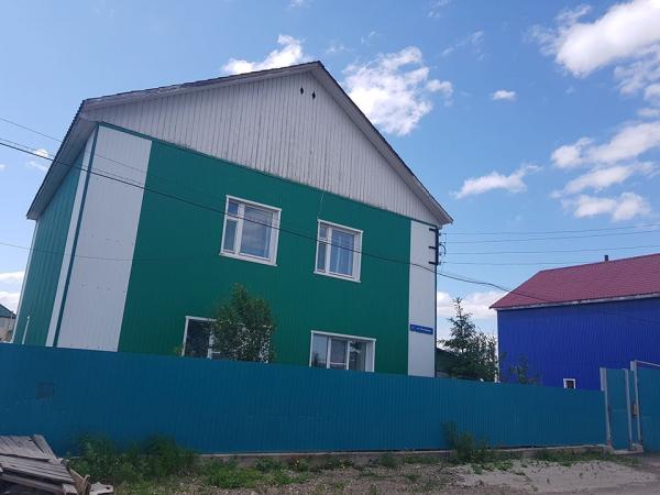 2-х этажный благоустроенный дом-коттедж в п. Витим